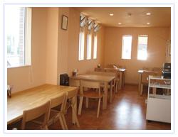CAFEココロ店内風景