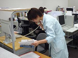 画像: 医療事務の一日4