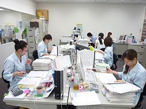 画像: 医療事務の一日8