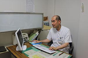 画像: 医局の一日4