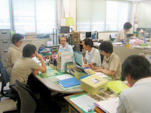 画像: 多機能型事業所「ピア・ちくま」の一日12