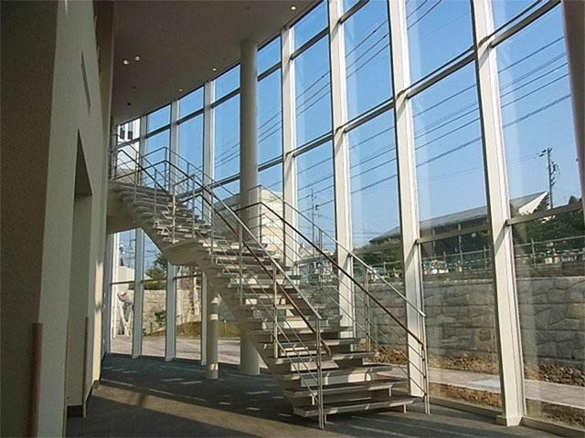 画像:当院の風景 病院内外1
