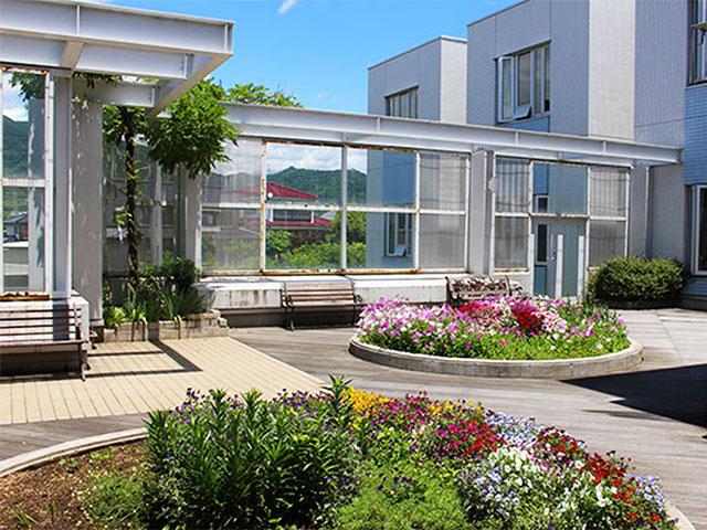 画像:当院の風景 病院内外5